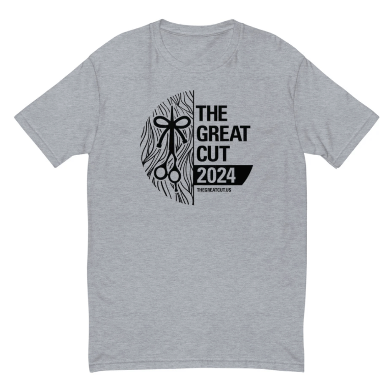 The Great Cut 2024 Official T-Shirts